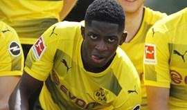 Jogadores do Dortmund não perdoam atitude de Dembélé