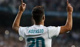 Real Madrid vai blindar Asensio com cláusula de 500 milhões