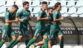 Vasco Fernandes regressa aos convocados