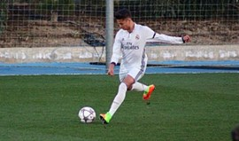 Lateral-direito do Real Madrid diz que vai para o Benfica