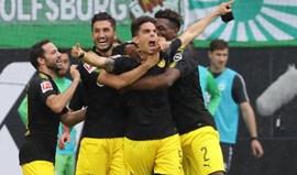 Borussia Dortmund arranca campeonato com vitória