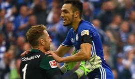 Schalke 04 estreia-se com triunfo sobre o vice-campeão
