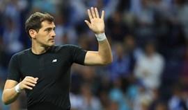 Casillas chama a atenção para os equipamentos de V. Guimarães e Sporting