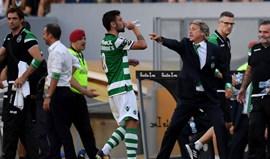 Jorge Jesus: «Dupla Bruno Fernandes-Bas Dost não serve para todos os jogos»