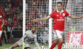 Benfica-Belenenses, 5-0 (resultado final)