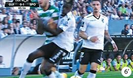 Os casos do V. Guimarães-Sporting