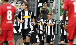 Borussia Mönchengladbach vence Colónia na estreia