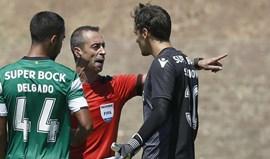 Jorge Sousa telefonou a Luís Martins por causa das palavras dirigidas a Stojkovic
