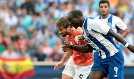 A crónica do FC Porto-Moreirense: À medida do pé no acelerador