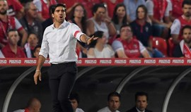 Abel Ferreira: «Segundo golo chega tardiamente»