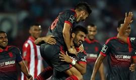 A crónica do Aves-Sp. Braga, 0-2: Orgulho ferido faz maravilhas