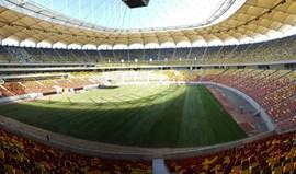 Sporting estreia relvado do Arena Nacional