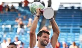 Dimitrov ganha primeiro Masters em Cincinnati