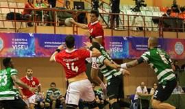Benfica mais afinado derrota Sporting