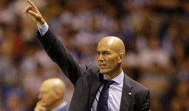 Zidane rendido ao... 'tiki-taka'