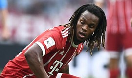 Renato Sanches bisa em particular do Bayern