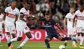Exibiçãode Neymar 'assusta' presidente do Lyon