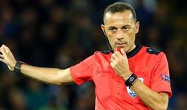 Cüneyt Çakir arbitra Steaua Bucareste-Sporting