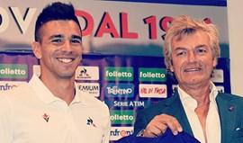 Filho de Simeone quer ser como Batistuta e Icardi na Fiorentina