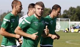 Leão parte para a Roménia com 23 convocados