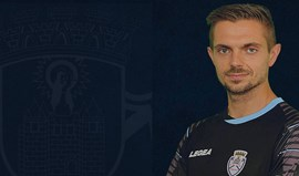 Michal Miskiewicz confirmado como reforço para a baliza