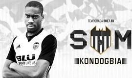 Oficial:Kondogbia reforça Valencia