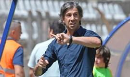 Paulo Alves: «Ainda é muito cedo para falar de lugares ou de pontos»