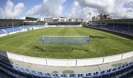 Feirense-P. Ferreira, 0-0 (1.ª parte)