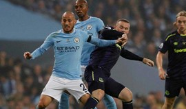 Manchester City-Everton, 0-1 (1.ª parte)