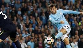 Manchester City empata em casa com o Everton