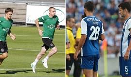 Ninguém derruba muralhas de FC Porto e Sporting