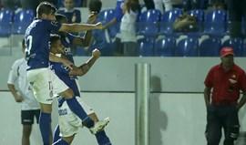 A crónica do Feirense-P. Ferreira, 2-1: Penálti baixinho rasteirou Paços