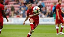Coutinho não sai do Liverpool
