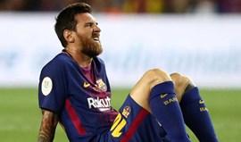 Messi sem pressa para renovar