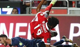 Sporting apresenta queixa contra Eliseu