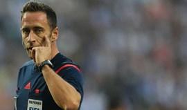 Artur Soares Dias nomeado para a Liga Europa