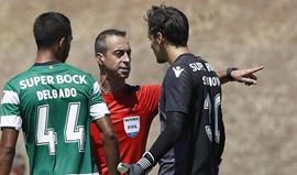 Jorge Sousa suspenso por três jogos