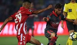 Liga investiga alegado racismo no Aves-Sp. Braga