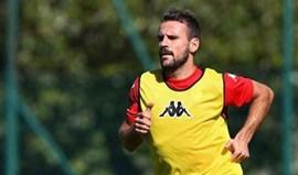 Bélgica: Orlando Sá suspenso por três jogos