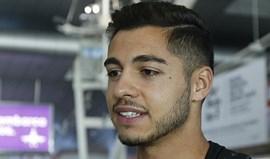 Rafa Soares: «Deixo no Porto uma equipa que vai lutar por títulos»