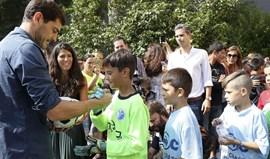Casillas procura um troféu desde 2014