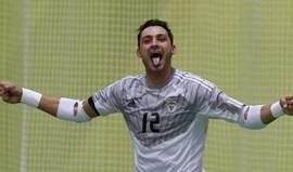 Juanjo admite emoção por reencontrar o Benfica