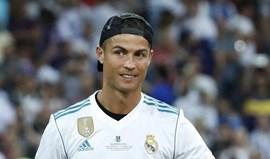 'El País' lança dúvida sobre futuro de Cristiano Ronaldo