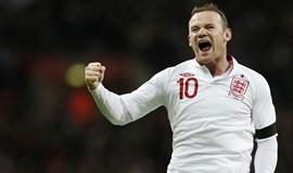 Wayne Rooney anunciou retirada da seleção