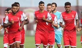 Hassan e Dyego Sousa regressam aos convocados