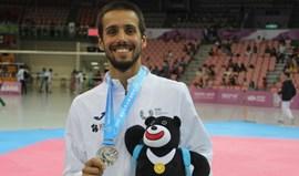 Universíadas: Rui Bragança conquista medalha de prata