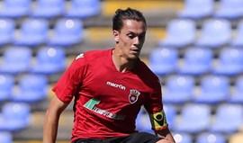 Penafiel-Sp. Braga B, 2-1: Durienses ficam com os três pontos