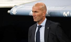 Zidane assinou renovação e nem negociou valores