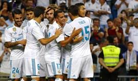 Merengues conquistam Troféu Santiago Bernabéu com Ronaldo em destaque