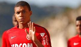 Paris SG garante Mbappé por 150 milhões mais um jogador